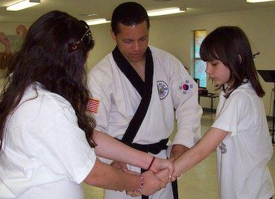 MKC Private Lessons Self Defense